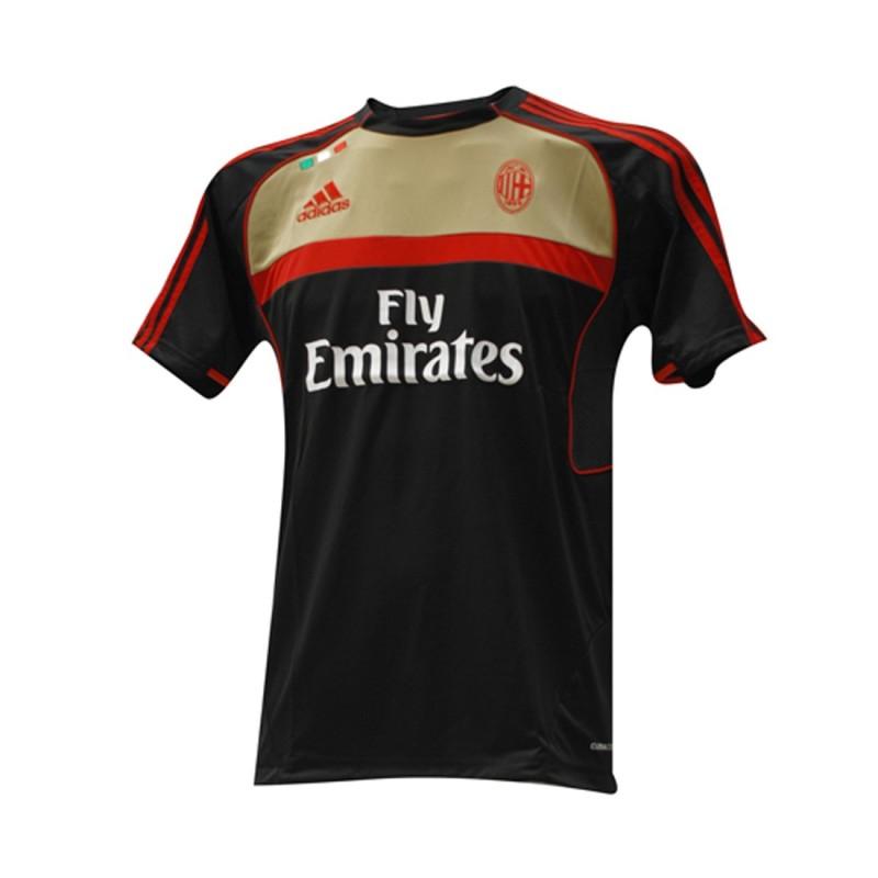 Milan maillot d'entraînement de l'enfant Adidas 2011/12