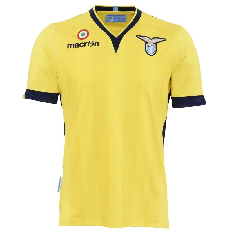 La Lazio jersey away 2013/14 Macron