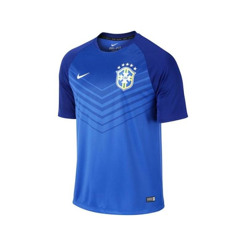 Brasile maglia pre-match 2014/15 Nike