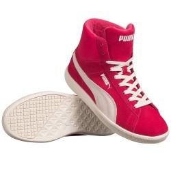 Zapatos Puma Archive lite Mid Suede Rosa zapatillas de deporte