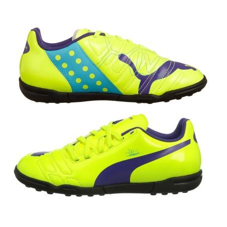 Kids football boots Puma evoPOWER 4 TT JR