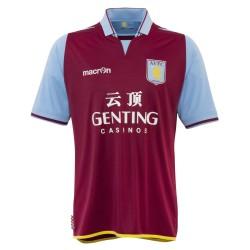Aston Villa casa camiseta 2012/13 Macron