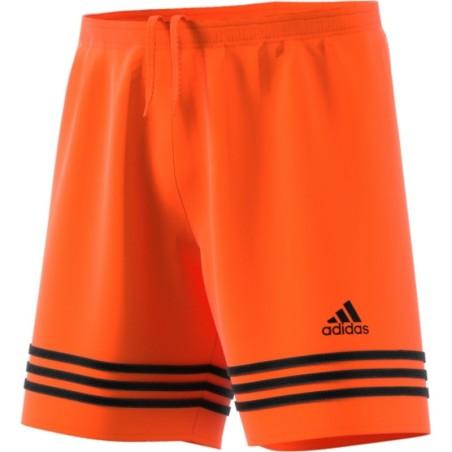 Adidas pantaloncini Entrada 14 arancioni