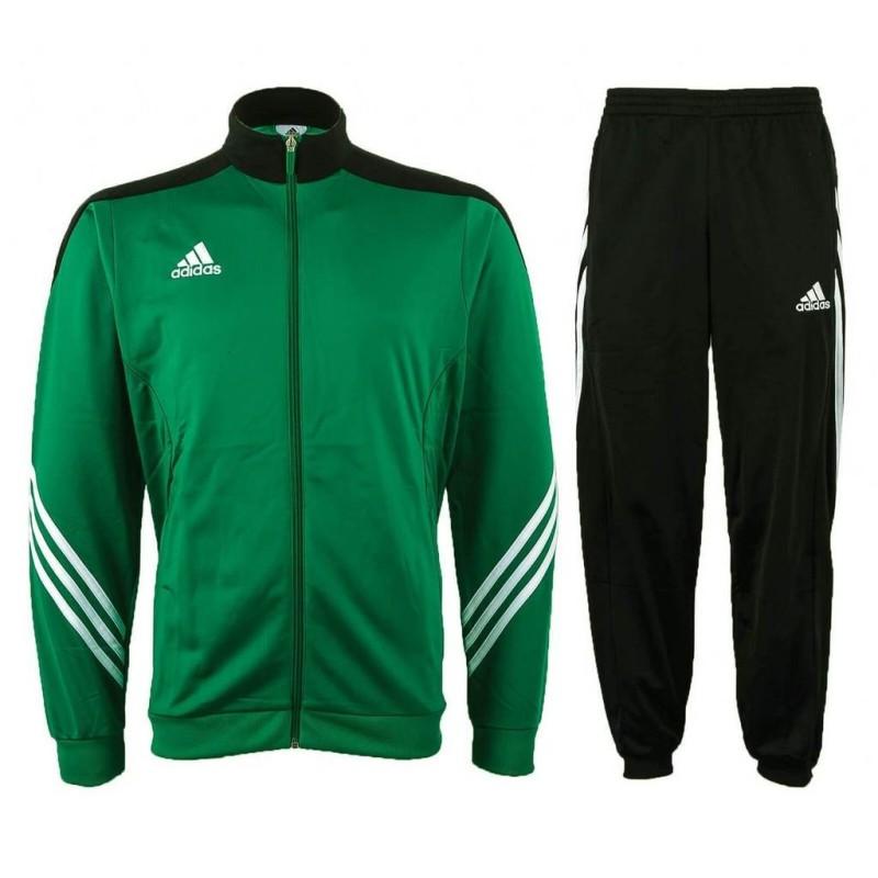 Chándal de entrenamiento Sereno 14 verde Adidas