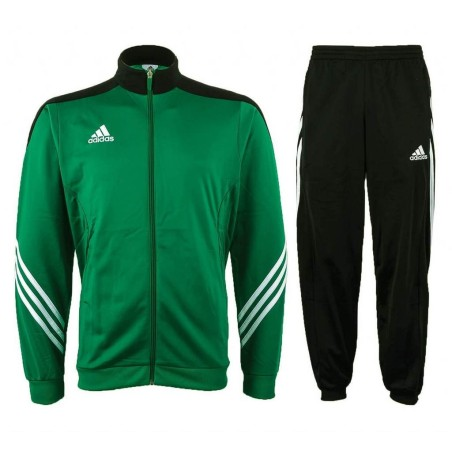 Tracksuit training Sereno 14 green Adidas