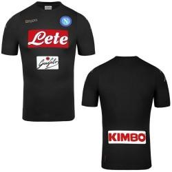 Nápoles Kombat Pieles jersey tercer 3er 2016/17 Kappa