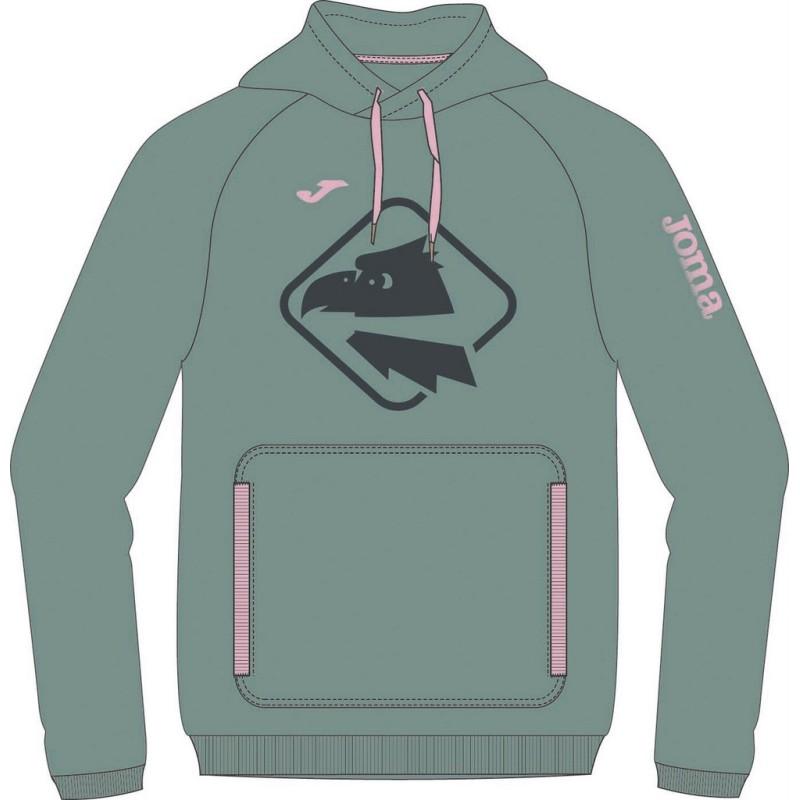 Palermo sweatshirt-Adler mit kapuze Vintage-Joma