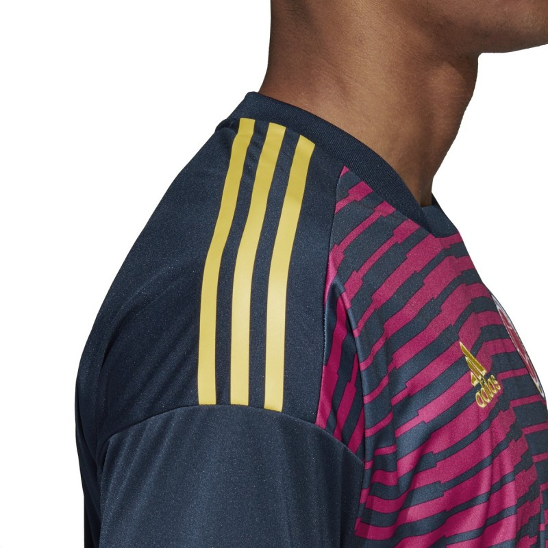 51a50ecfe66 Colombia FCF jersey pre match pink 2018 19 Adidas
