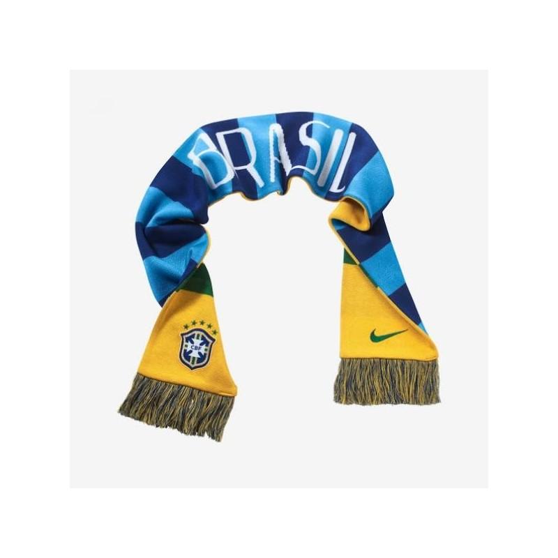 Le brésil écharpe des supporters Nike