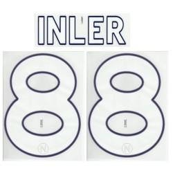 Napoli Inler 88 de la personalización de la casa camiseta 2011/12