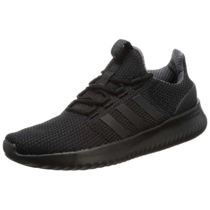 Chaussures Adidas Cloudfoam ultime de l'homme noir