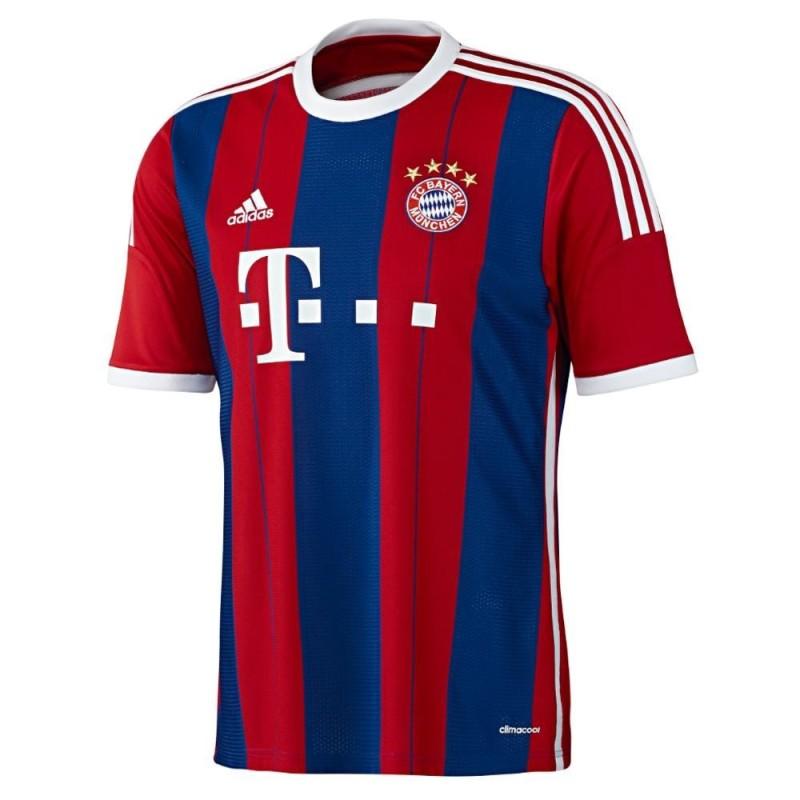 Bayern Munich maillot domicile 2014/15 Adidas
