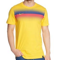Barcelona camiseta pre partido partidarios de Nike
