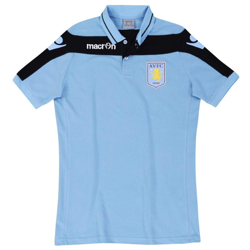 Aston Villa Macron polo team