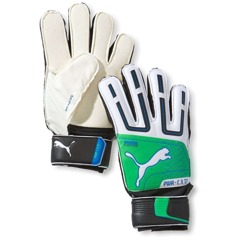 Puma goalkeeper gloves Powercat 3.12 Protect Junior