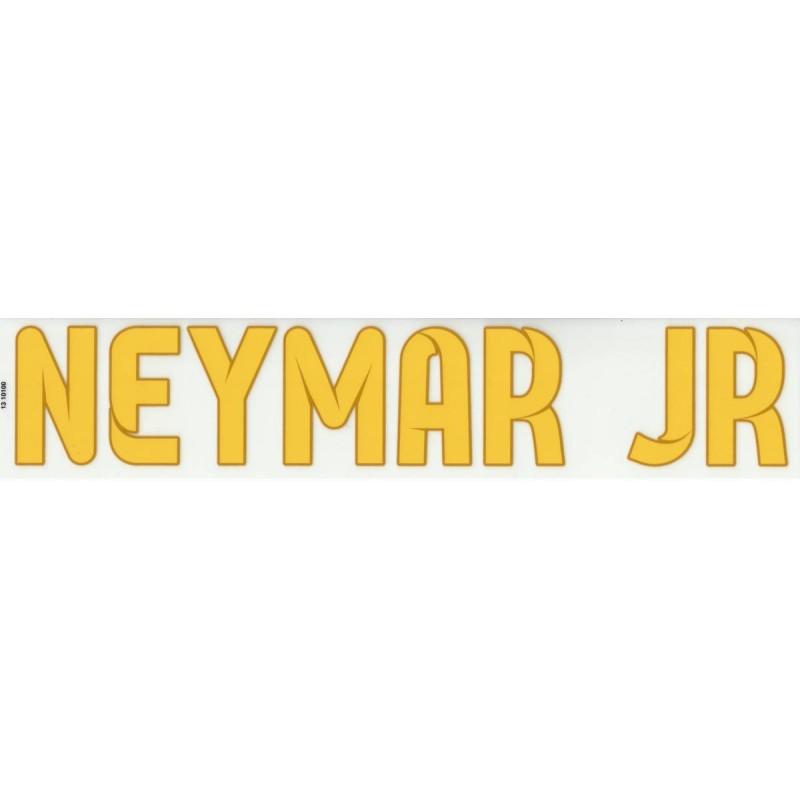 Barcellona Neymar JR personalizzazione maglia home 2013/14