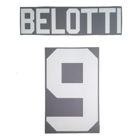 Turin Belotti 9 anpassen trikot home 2017/18