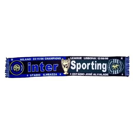 Schal Inter vs Sporting Champions League 2006/2007