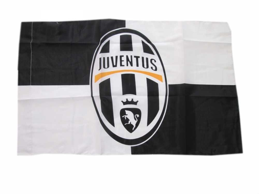 Juventus Flag Cm 100x 140 Official Product