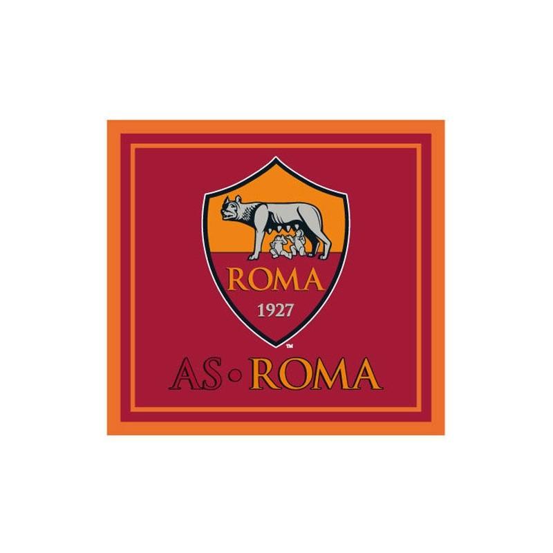 Rome flag logo red 140x140 cm official
