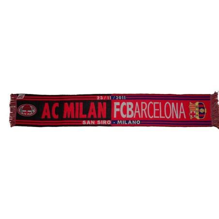 Schal ac Milan vs Barcelona-Champions-League 2011/12