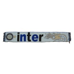 Inter scarf jacquard Romeo official