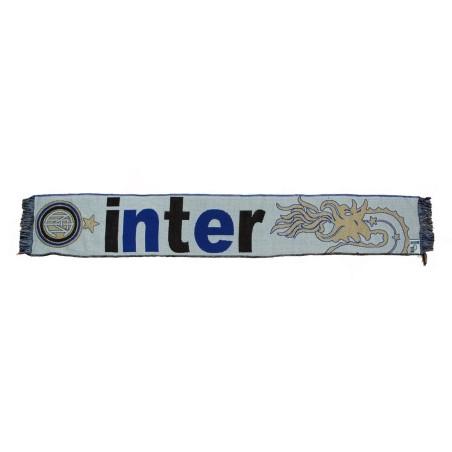 Inter écharpe jacquard Romeo officiel