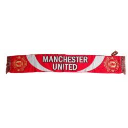 El Manchester United bufanda MANU oficial