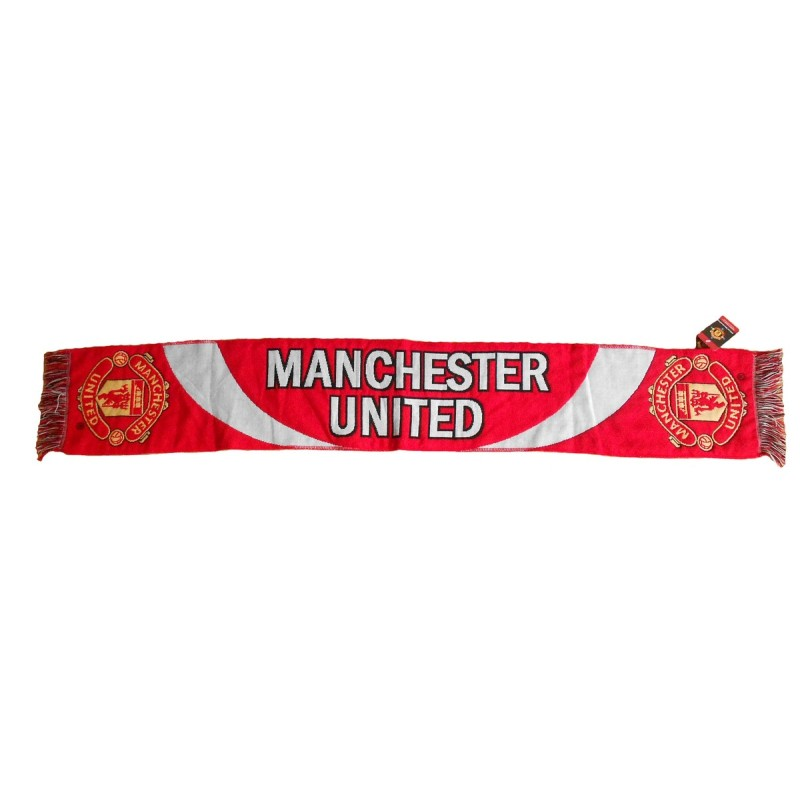Manchester United scarf MANU official