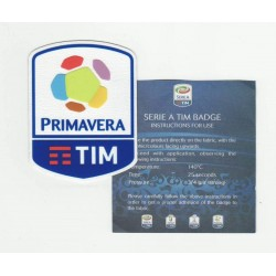 Patch Lega Calcio Primavera TIM 2017/18
