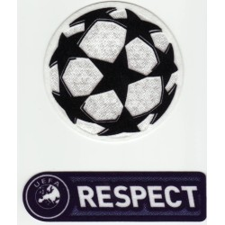 Patch UEFA Champions League Respect