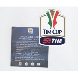 Patch Lega Calcio TIM CUP 2016/17
