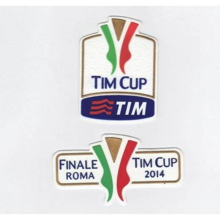 Patch-Liga TIM CUP 2017/18