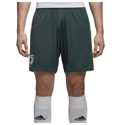 Juventus goalkeeper shorts green 2018/19 Adidas