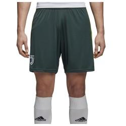 La Juventus cortos de portero verde 2018/19 Adidas