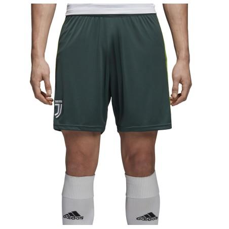 Juventus goalkeeper shorts green 2018/19 Adidas