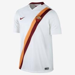 Rome white jersey away 2014/15 Nike