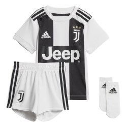 La Juventus de bébé à la maison mini kit 2018/19 Adidas