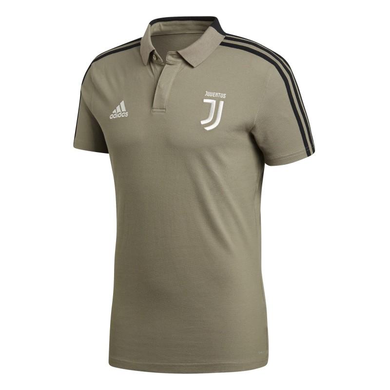 La Juventus polo représentant de l'argile 2018/19 Adidas