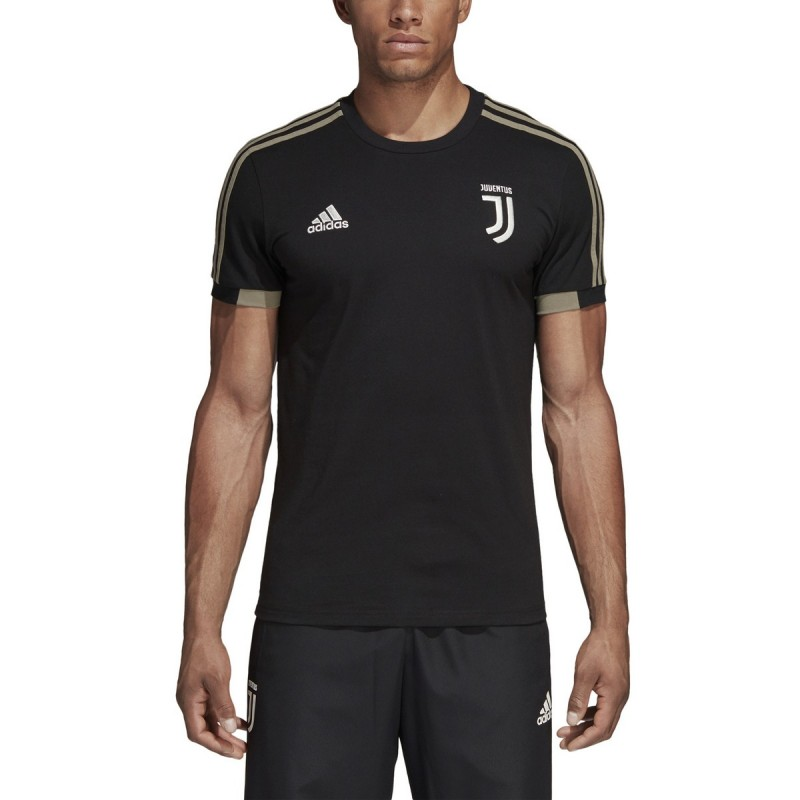 riposo 201819 Juventus shirt Adidas Tee T nera xwgwRt0Tq