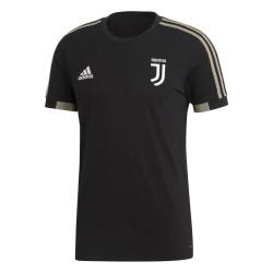 Juventus turin t-shirt erholung schwarze 2018/19 Adidas