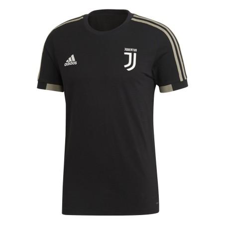 Juventus t-shirt riposo nera 2018/19 Adidas