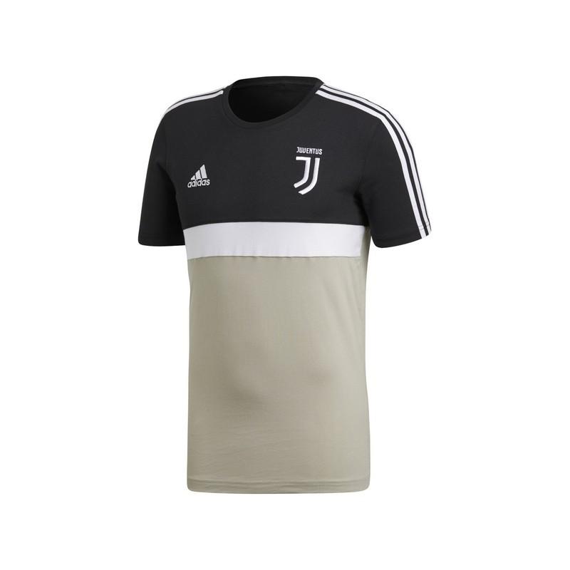 Juventus t-shirt 3 bandes Adidas 2018/19