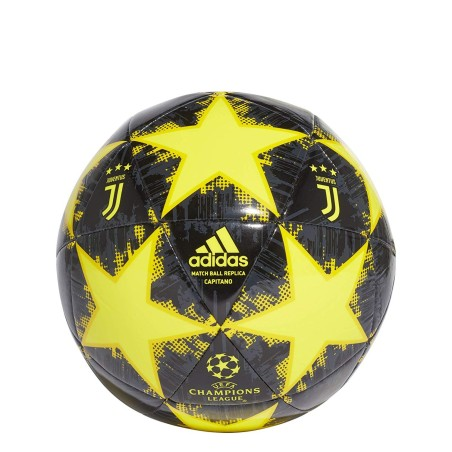 Juventus pallone UCL finale capitano 2018/19 Adidas
