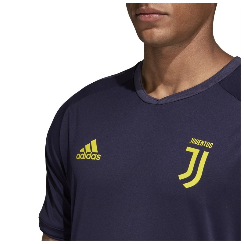 79df051ef Clubs étrangers Juventus Adidas Maglia Allenamento Shirt UEFA Champions  League 2018 19 Sports
