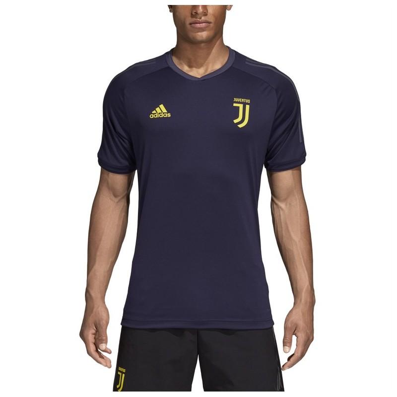 Juventus maillot de formation de l'UCL 2018/19 Adidas