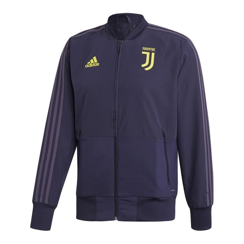 La Juventus veste représentant l'UCL 2018/19 Adidas