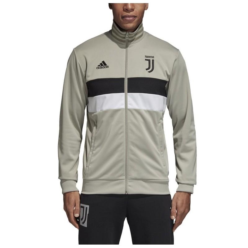 9182765d9 Juventus sweatshirt Track Top 3 Stripes clay 2018 19 Adidas