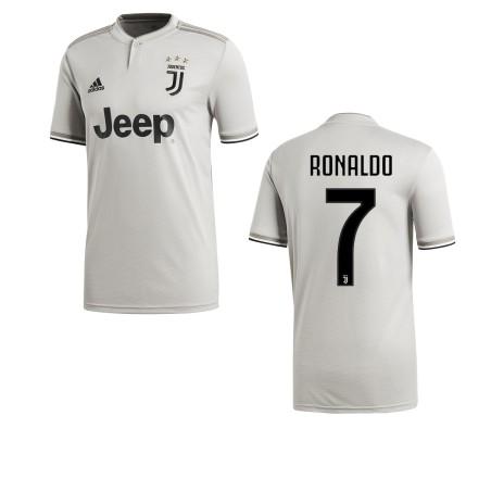 Juventus 7 Ronaldo trikot away Adidas 2018/19