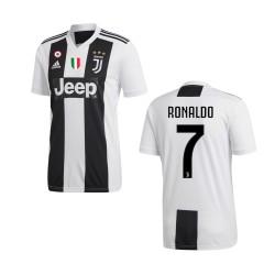 Juventus 7 Ronaldo home shirt 2018/19 Adidas